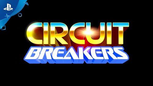 Novo jogo! Circuit Breakers chegará ao PS4 em 25 de julho; conheça