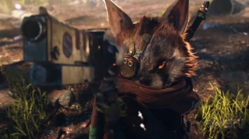 BioMutant foi inspirado em Zelda Breath of the Wild, diz co-fundador