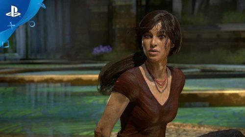 Uncharted: The Lost Legacy: trailer de lançamento e a 'badass' Nadine