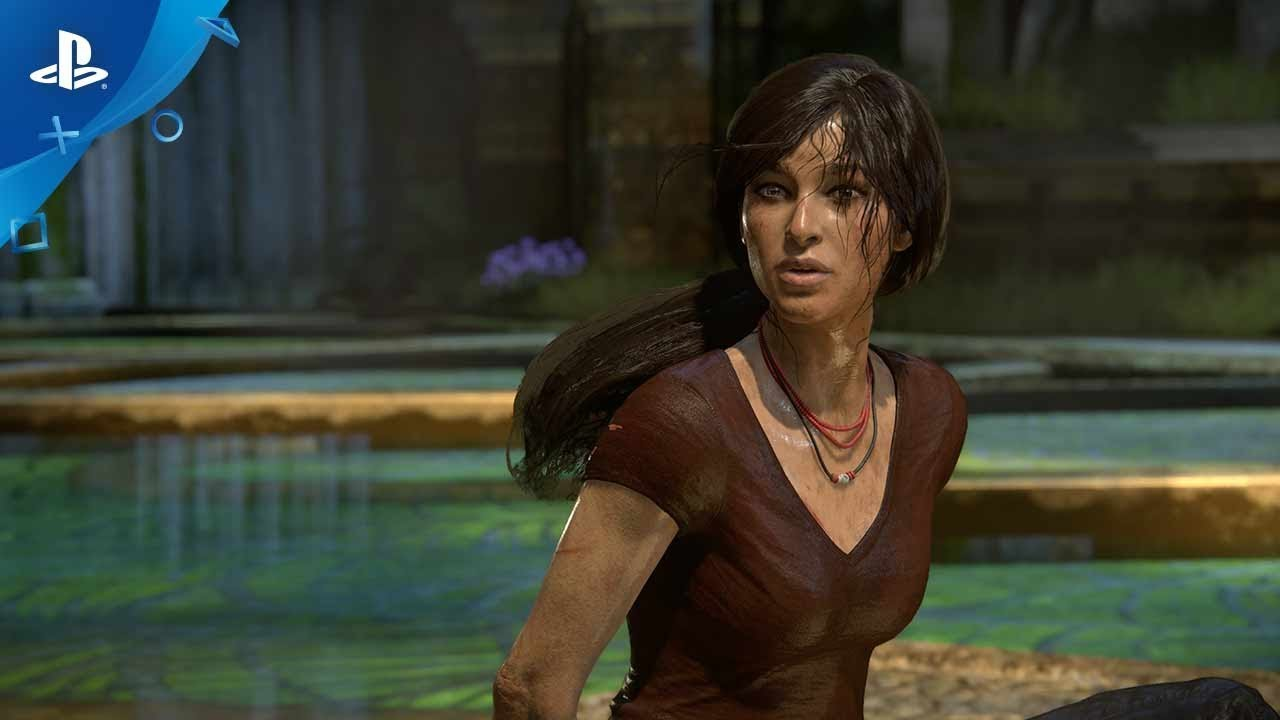 Updates lançados para Uncharted: The Lost Legacy e A Thief's End 1