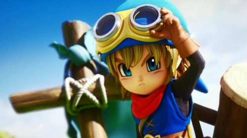 Nesta madrugada! Square Enix anuncia Dragon Quest Builders 2