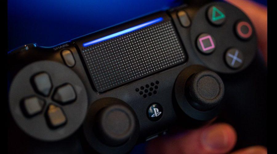 Nova patente de controle da Sony sugere DualShock com touchscreen