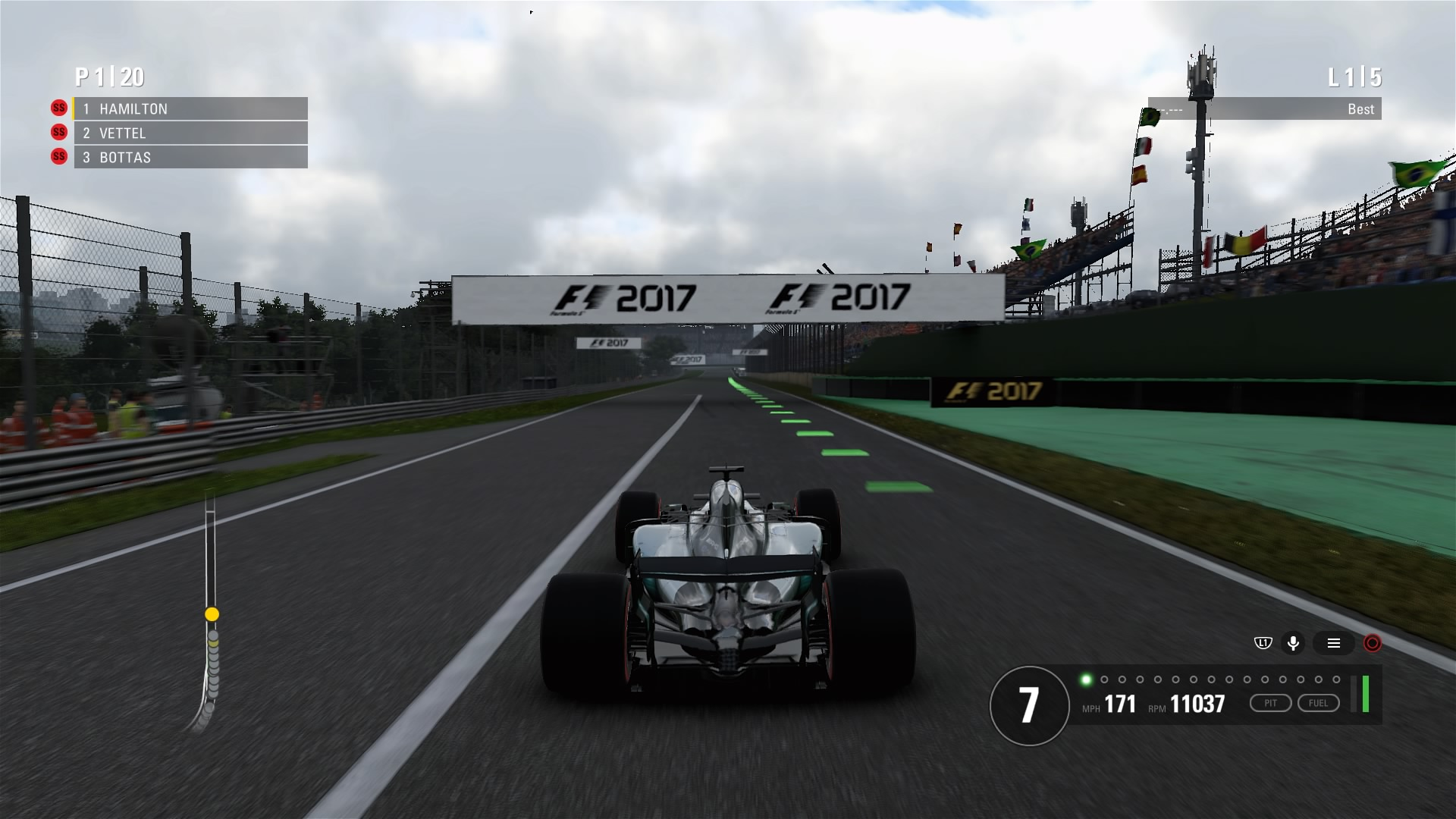 F1 2017: Vale a Pena? 2