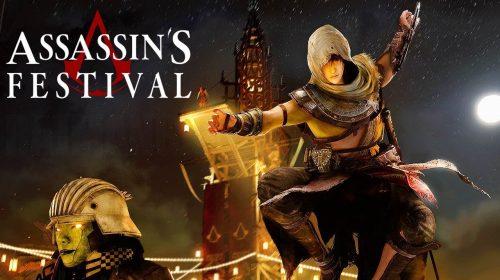 Festival dos Assassinos já disponível em Final Fantasy XV