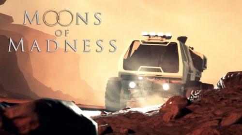 Jogo de terror no espaço, Moons Of Madness é anunciado para PS4