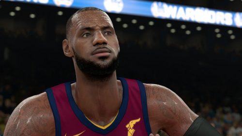 NBA 2K18 promete melhor visual de todos os tempos na franquia