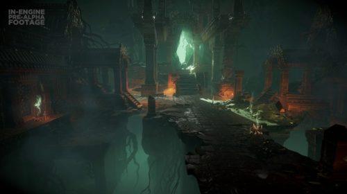Estúdio de Vikings: Wolves of Midgard anuncia novo projeto misterioso