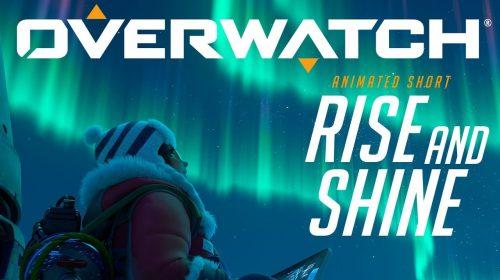 A-Mei! Confira novo curta animado de Overwatch: Rise and Shine
