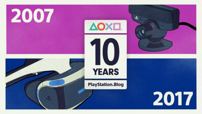 Promoção na PSN celebra 10º aniversário do PS Blog; confira jogos