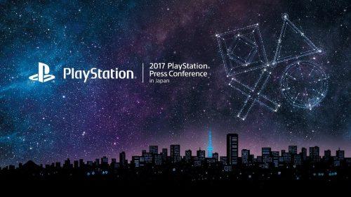 Sony fará conferência de imprensa na Tokyo Game Show; veja detalhes