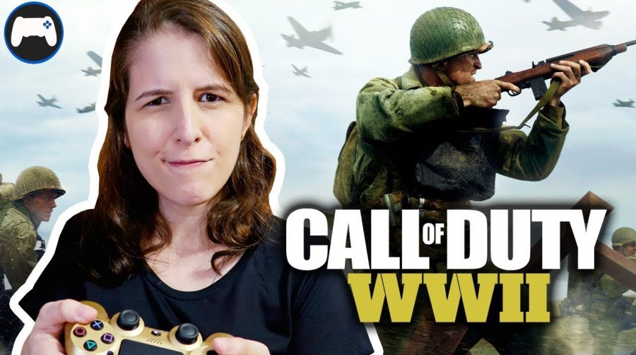 Estreia! Gameplay do BETA fechado de Call of Duty: WWII