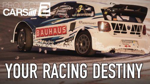 Conheça os detalhes de Project CARS 2 na Gamescom 2017