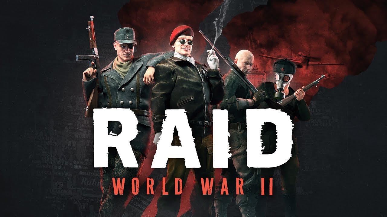 Resultado de imagem para Raid: World War II