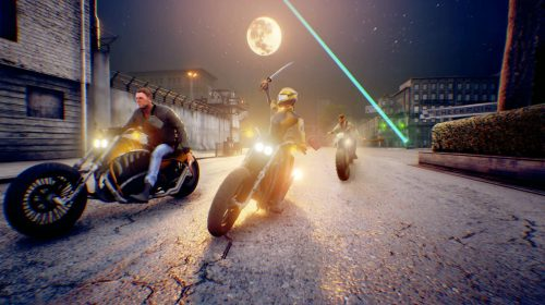 Road Rage, no estilo do clássico Road Rash, chega ao PS4 em outubro