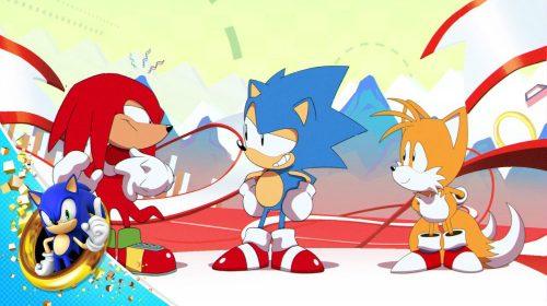 Escorreu uma lágrima! SEGA revela animação de abertura de Sonic Mania