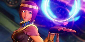 Street Fighter V - Menat