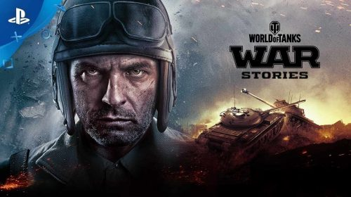 World of Tanks ganhará campanha single-player no PS4