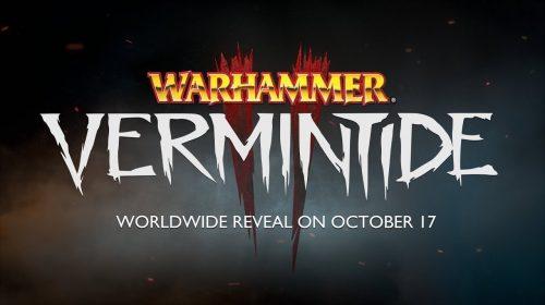 Warhammer: Vermintide 2 é anunciado para PS4; Veja teaser