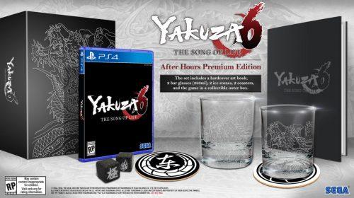 Yakuza 6: The Song of Life chegará ao Ocidente em Março de 2018