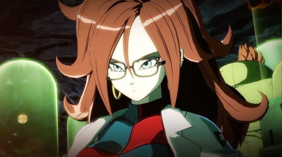 Androide 21 é destaque em novos vídeos de Dragon Ball FighterZ