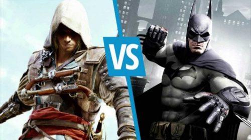 PSN oferece descontos em jogos de Assassin's Creed e Batman