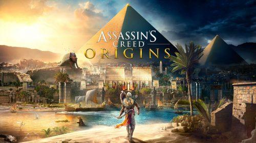 Assassin's Creed Origins vende cerca de duas vezes mais que Syndicate, diz Ubi