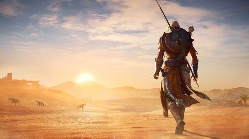 Assassin's Creed Origins recebe dois novos modos; confira