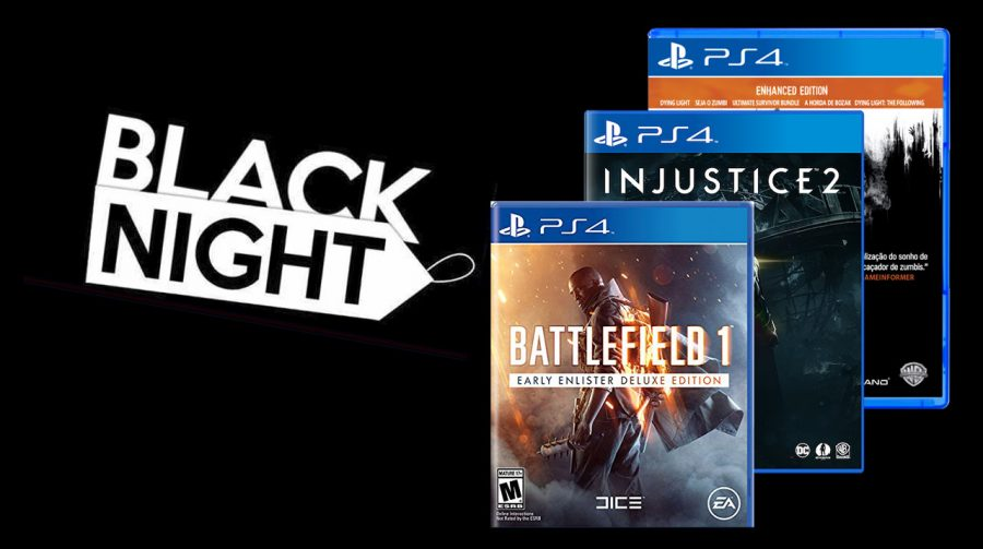 Black Night! Lojas promovem descontos em jogos de PS4