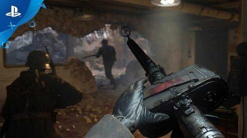 Activision detalha bônus de pre-order para multiplayer de CoD: WWII