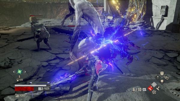 Code Vein: Confira informações sobre sistema de batalha e personagens 9