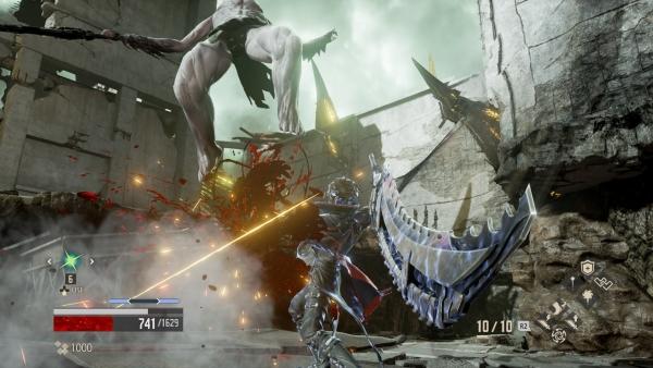 Code Vein: Confira informações sobre sistema de batalha e personagens 13