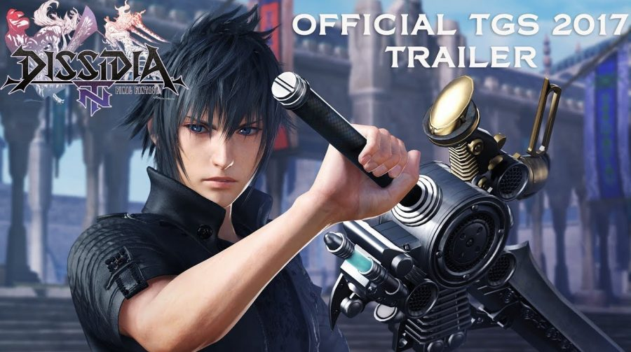 Noctis é revelado como personagem jogável de Dissidia Final Fantasy NT