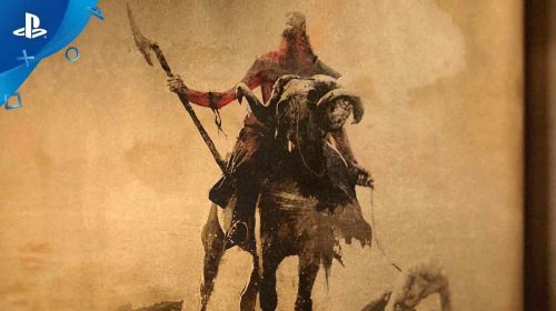 Novo trailer de God of War revela Draug, um dos inimigos de Kratos