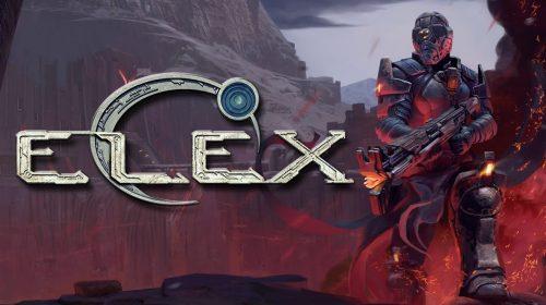 Novo trailer de ELEX revela mais sobre a Facção Clériga