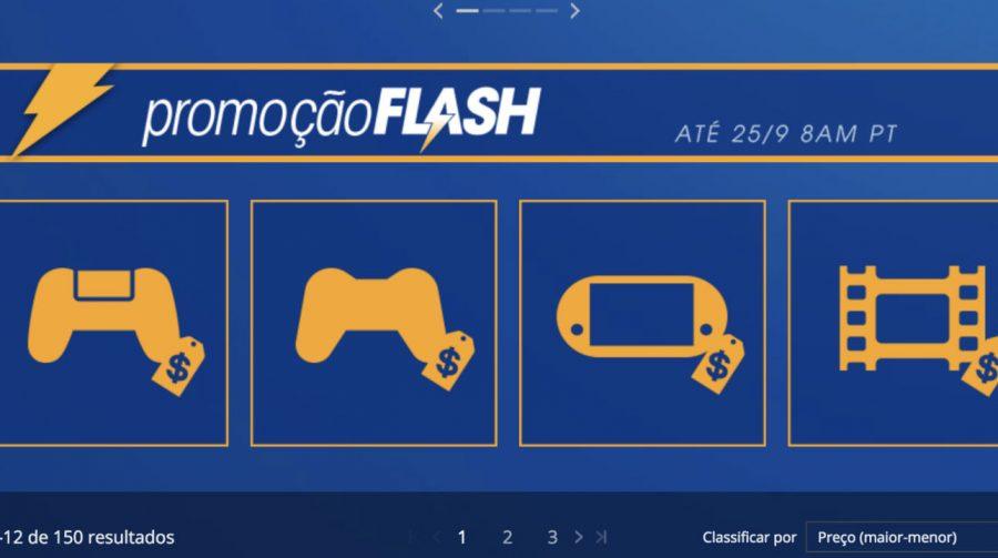 Descontos! Sony anuncia nova Promoção Flash na PSN; veja jogos