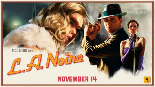 Rockstar Games anuncia LA Noire para PlayStation 4