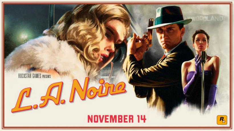 Rockstar Games anuncia LA Noire para PlayStation 4 1