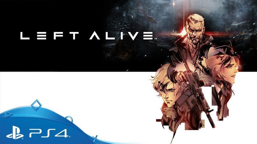 Square Enix anuncia Left Alive, novo jogo para PS4; conheça