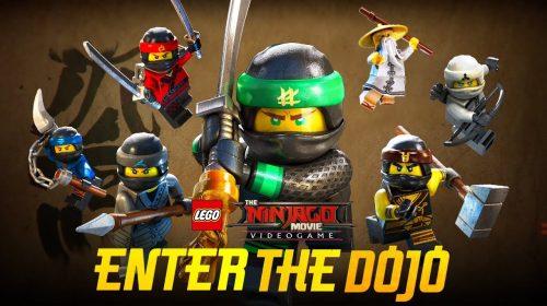 Novo trailer de LEGO Ninjago Movie Video Game mostra Challenge Dojos
