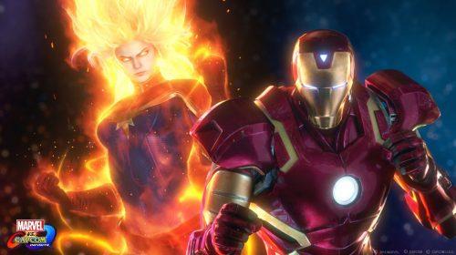 Marvel vs. Capcom: Infinite chegou! Confira trailer de lançamento