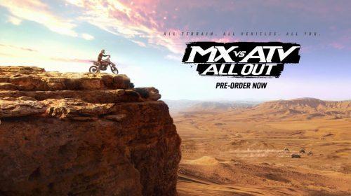 MX vs ATV: All Out é anunciado para o início de 2018; Saiba mais