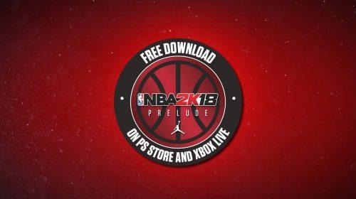 NBA 2K18 The Prelude lança sexta-feira (08) gratuitamente