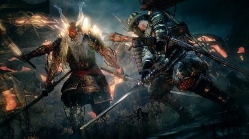 O fim! Último DLC de NiOh chegará ao PS4 em 26 de setembro