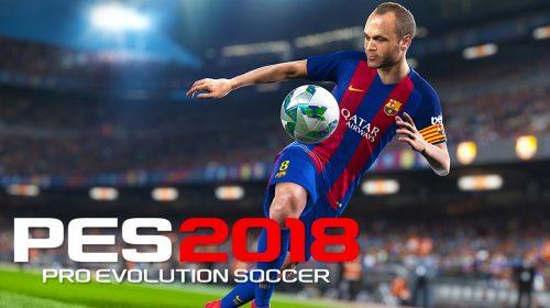 Veja as notas que Pro Evolution Soccer 2018 vem recebendo
