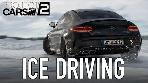 Project CARS 2: Treino na neve com Mercedes é o foco do novo trailer