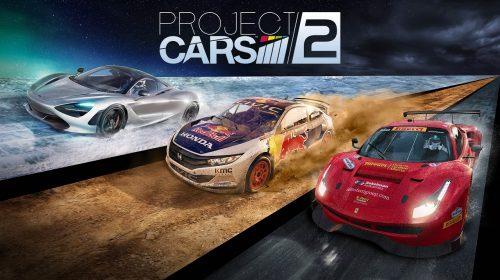 Bandai Namco lança DEMO de Project CARS 2 na PSN; veja como baixar