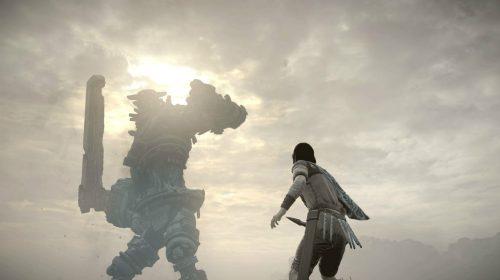 Notas que o remake de Shadow of the Colossus vem recebendo