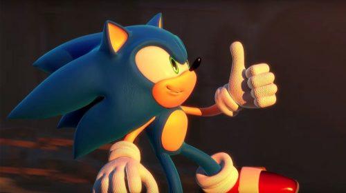 Sonic Forces ganha novo trailer inspirado em estágio clássico