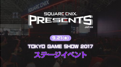 Square Enix divulga cronograma para a TGS 2017