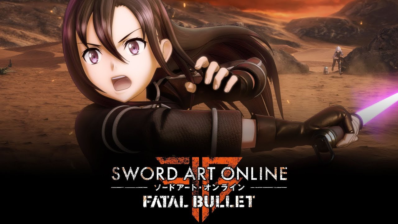 Sword Art Online: Fatal Bullet - Opening Cinematic